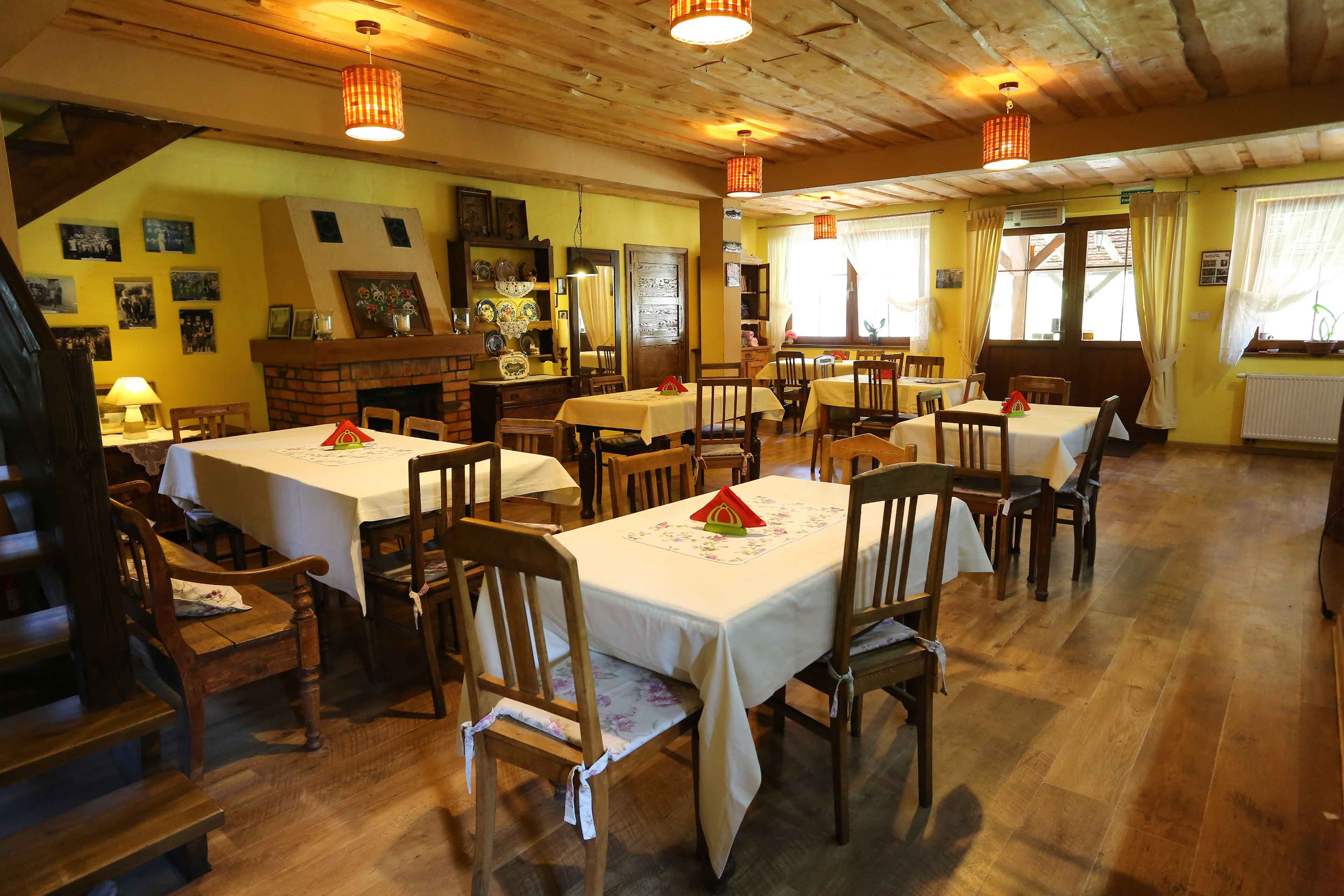 Restauracja Gosciniec Gworek